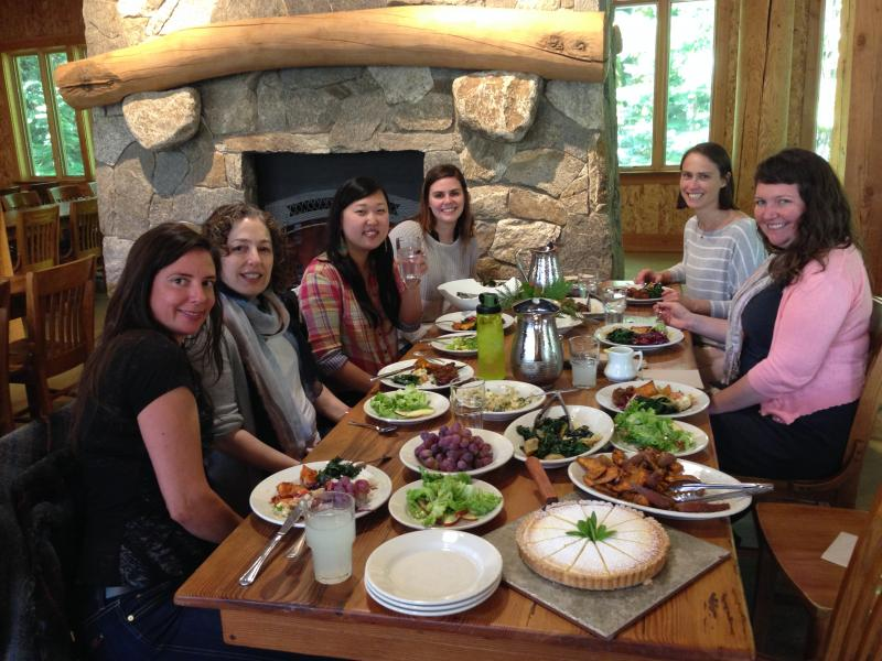 Photo: LATTICE program team lunch
