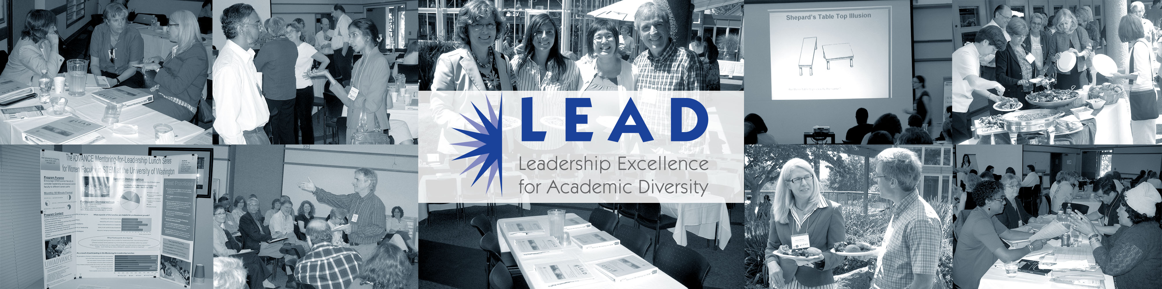 LEAD Program Collage